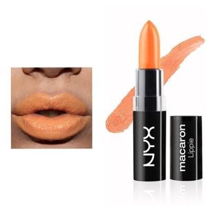 NYX Macaron Lippie Orange Lipstick